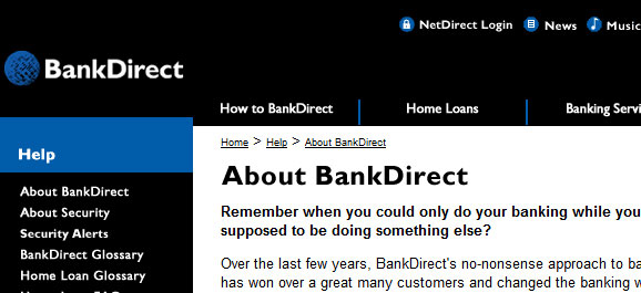 BankDirect